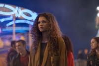 'Euphoria' delves into the many relationships on this week's episode. (Photo via @THR on Twitter)