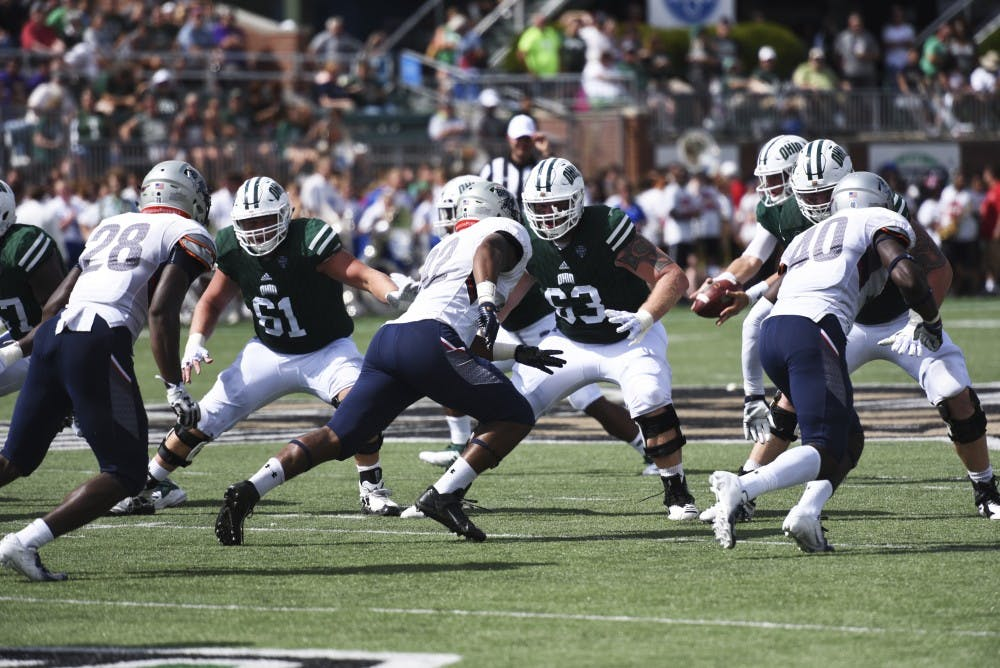 Football: Ohio's matchup with Virginia, broken down