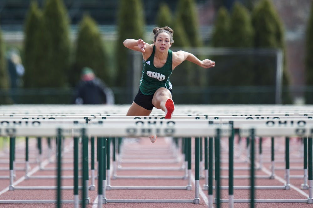 Track & Field: Ohio scores 29 points at the MAC Championships, finishes in last