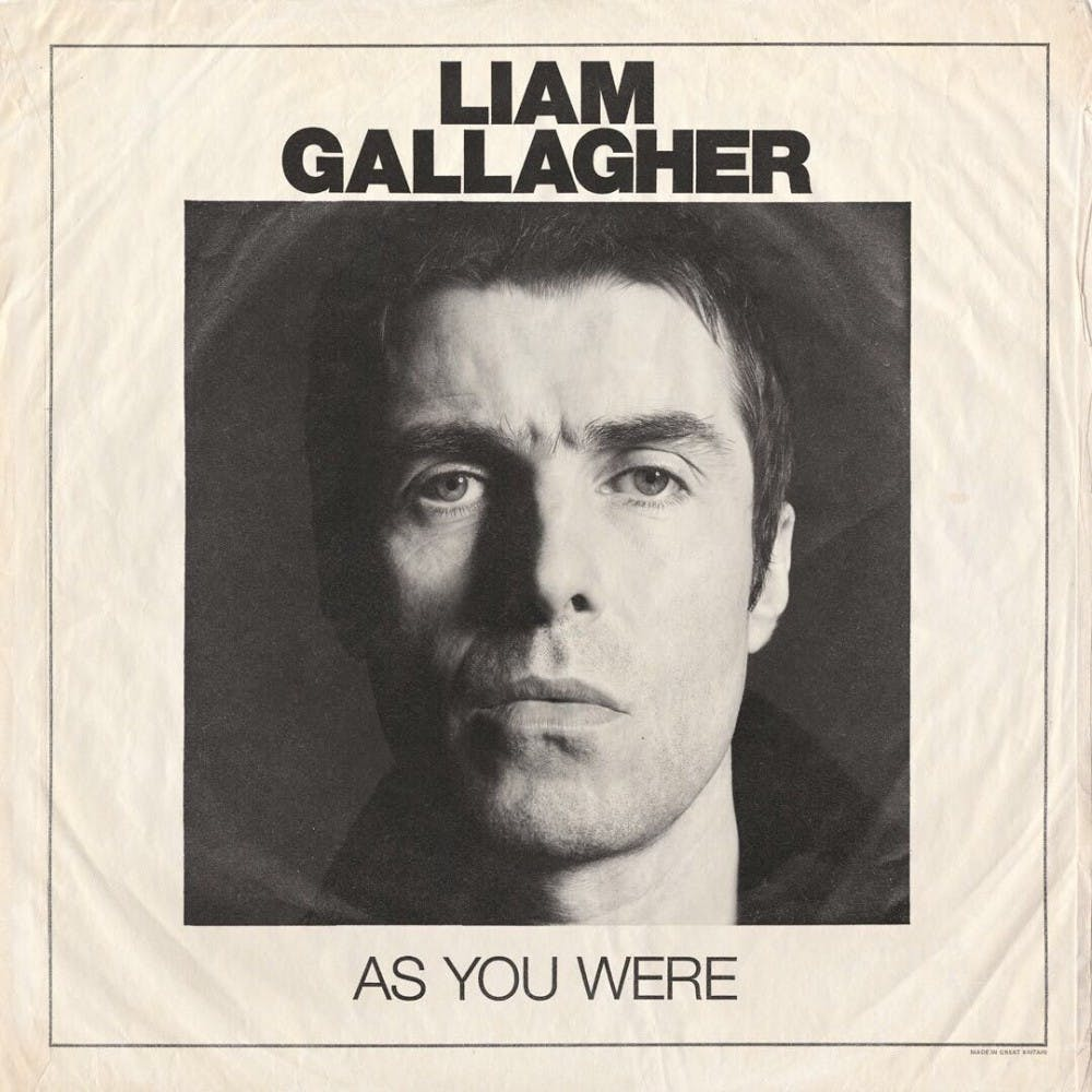 Album Review: Liam Gallagher's 'As You Were' is modern rock 'n' roll at its best