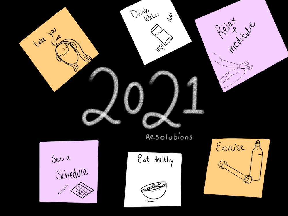 OU students talk New Year's resolutions