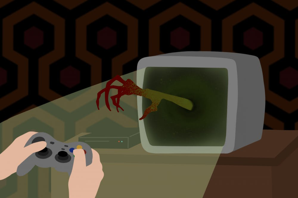 Five horror games for the halloween season