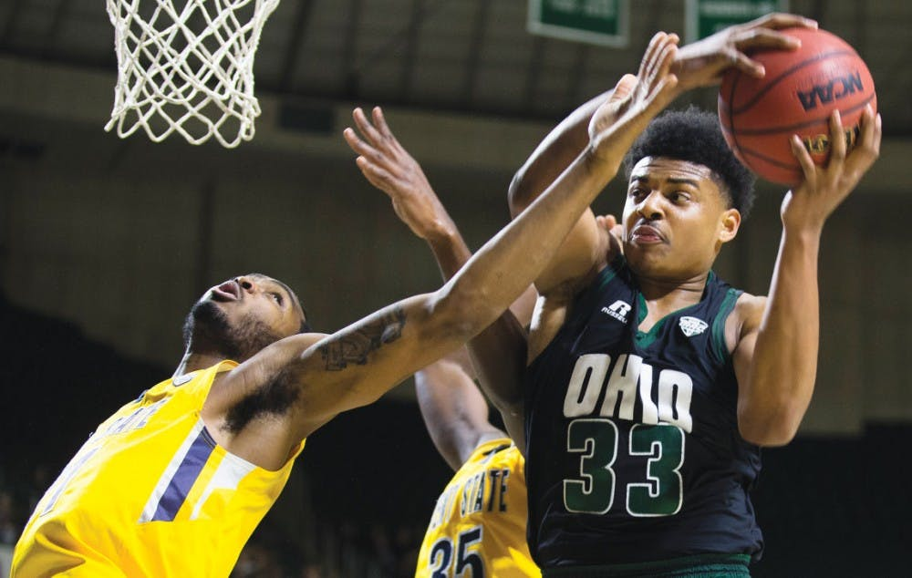 Men's Basketball: Antonio Campbell declares for NBA Draft early