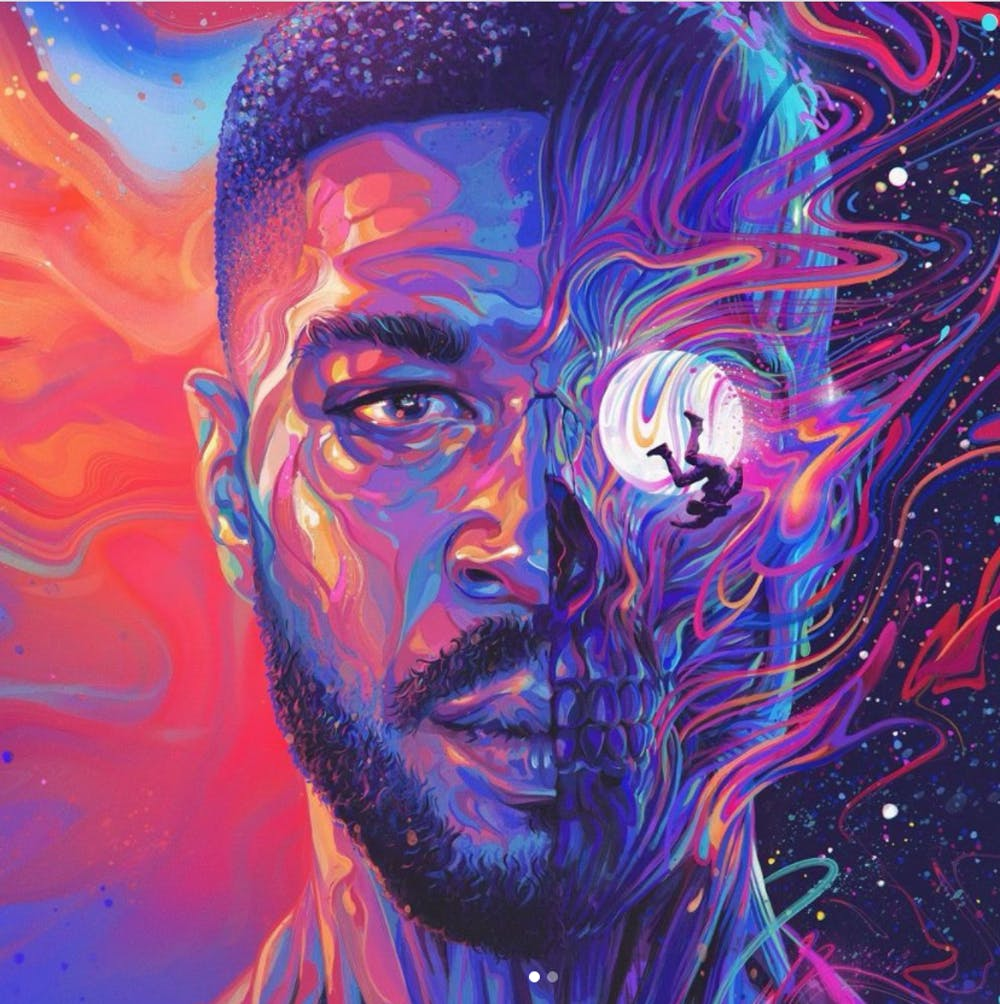 Album Review: Kid Cudi's sound comes full circle in the adventurous third installment of 'Man on the Moon'