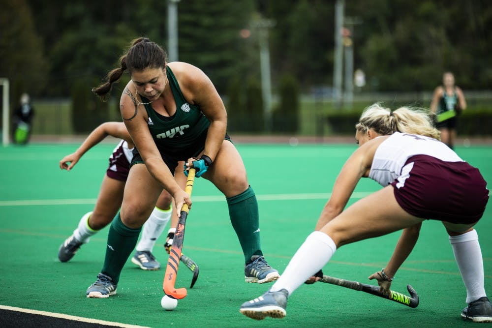 Field Hockey: Ohio defense struggles as losing streak reaches four games