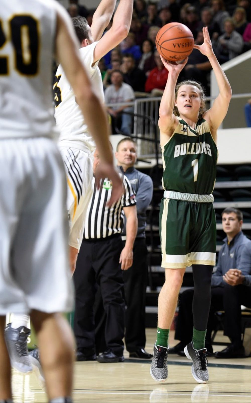 Athens Basketball: Micah Saltzman to take over point guard role this season