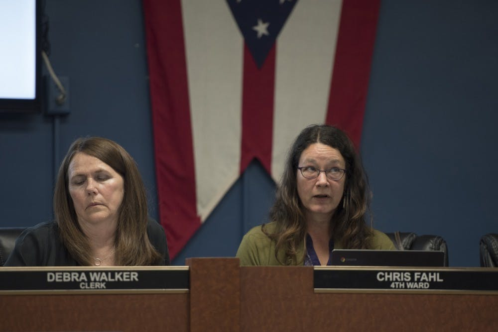 Councilwoman Chris Fahl faces first primary challenger since 2009