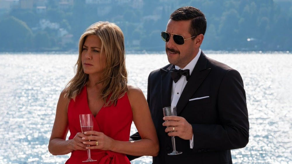 Film Review: 'Murder Mystery' kills any promise of being a good comedy