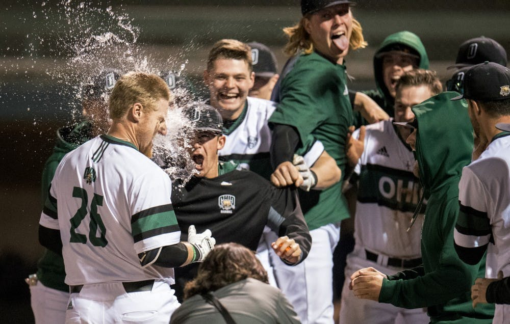 Baseball: Rudy Rott becomes Ohio's all-time hits leader
