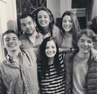The Caputo siblings. (Provided via Kate Caputo)