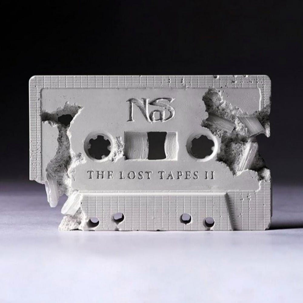 Album Review: Nas unveils more unreleased tracks on 'The Lost Tapes