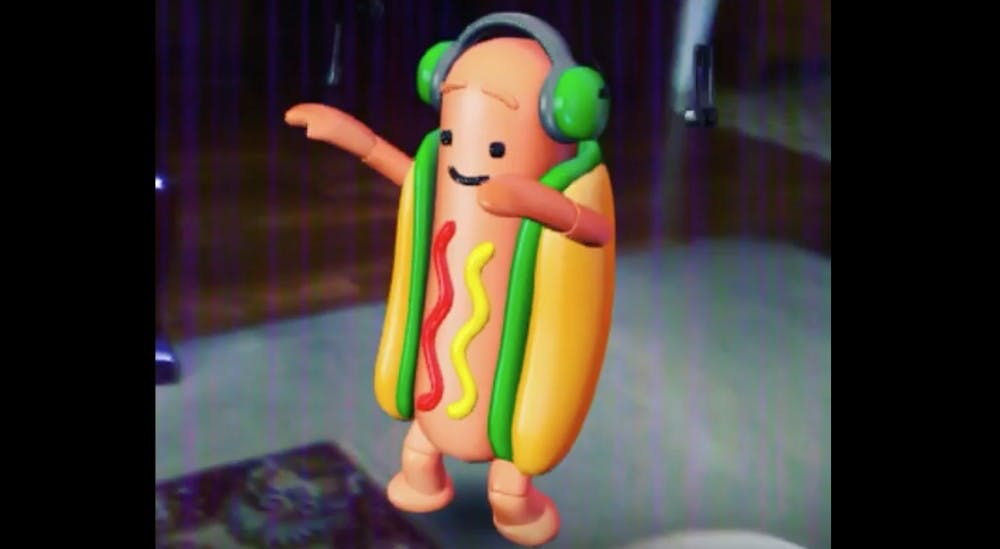 Meme of the Year: Dancing hot dog