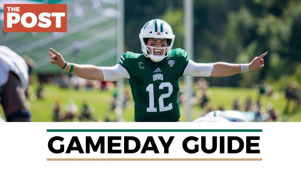 Football: Ohio vs. Virginia gameday guide