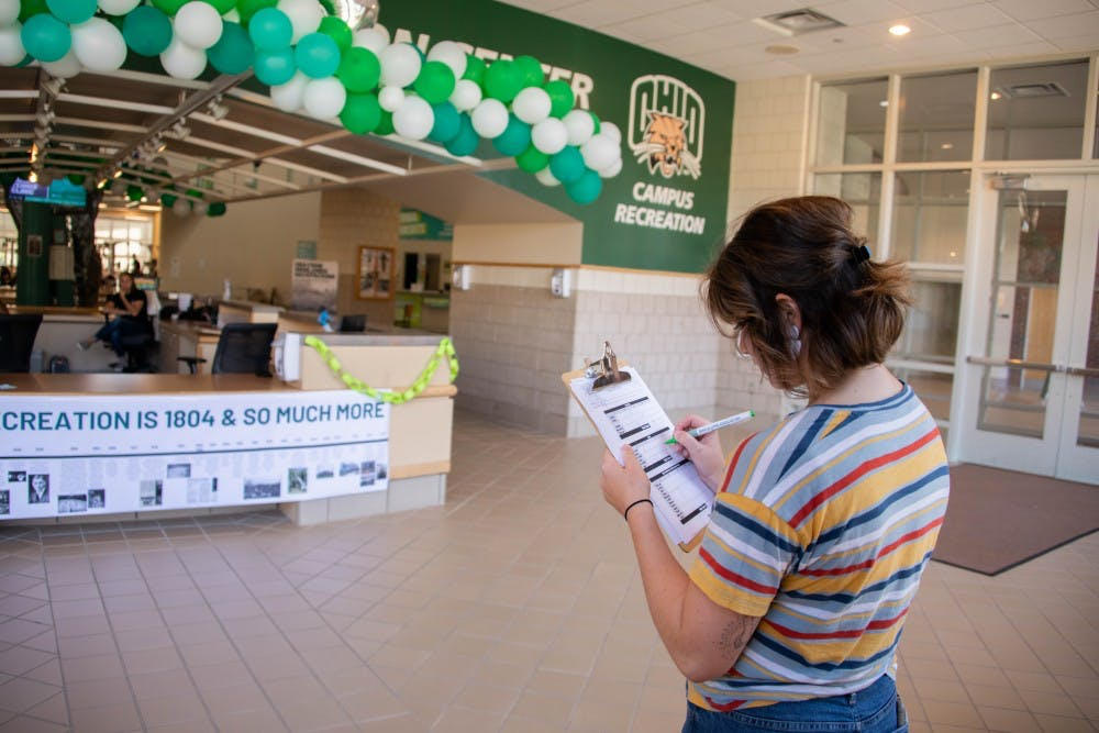 Paint the Town Green competition inspires connection between Athens and OU