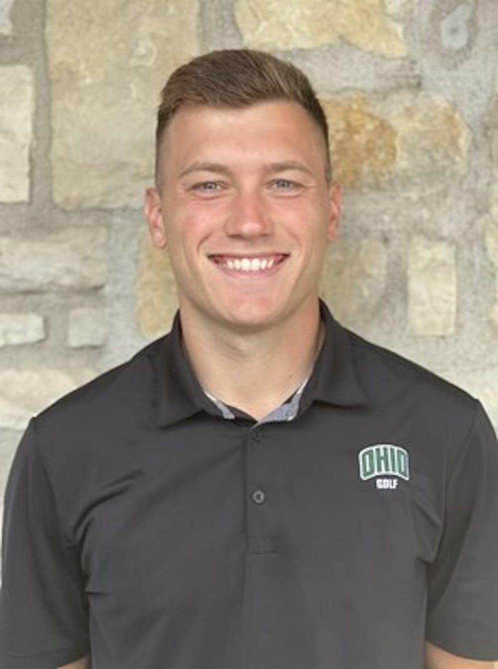 Men's Golf: Brennan Whitis announced as Ohio's next head coach