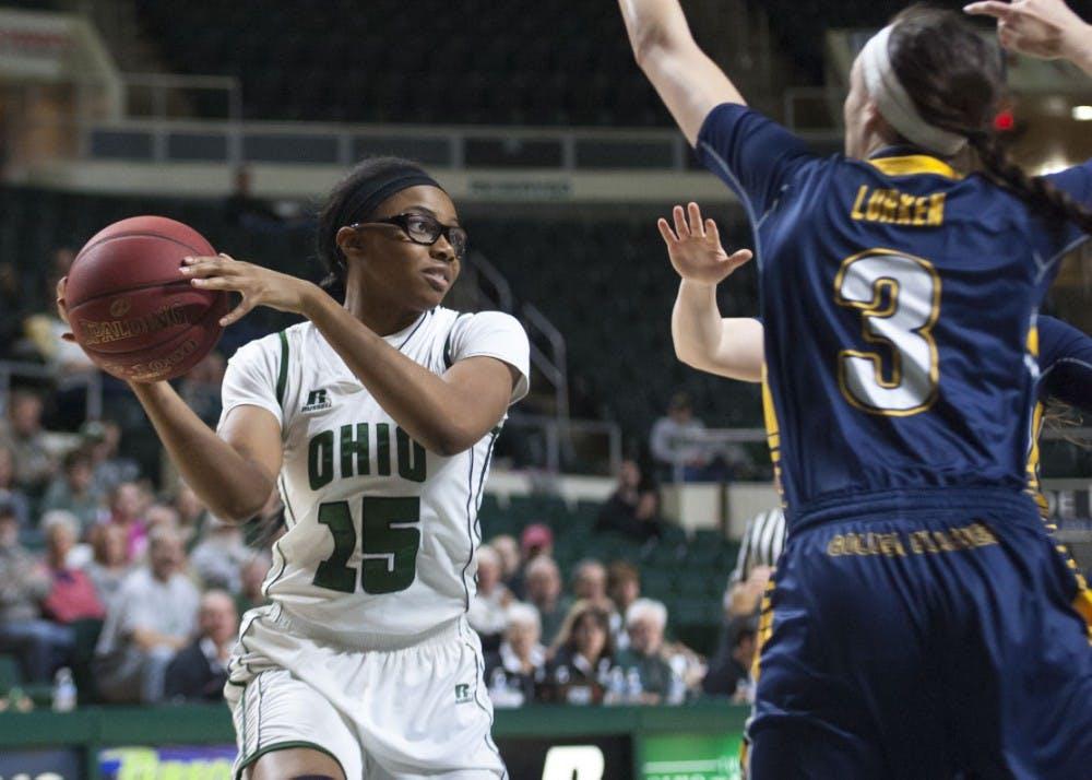 Women's Basketball: Jasmine Weatherspoon improved versatility benefits the Bobcats