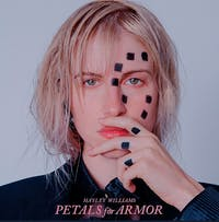 Hayley Williams channels her feelings post divorce on 'Petals for Armor' (Photo provided via @HayleyWOnline on Twitter)