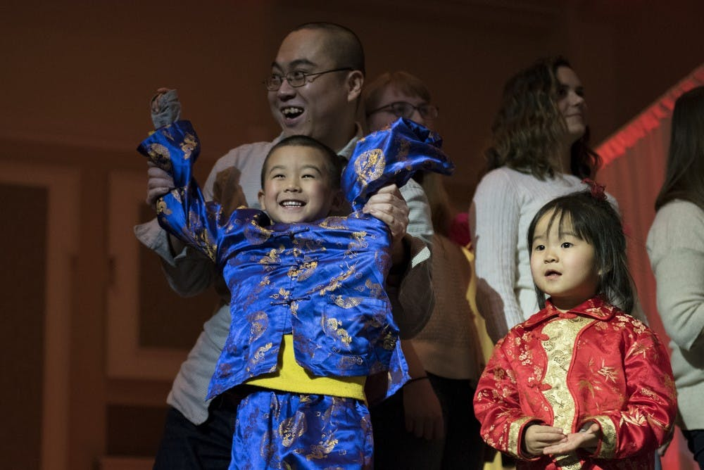 Chinese New Year celebration aims to bring students and Athens residents together