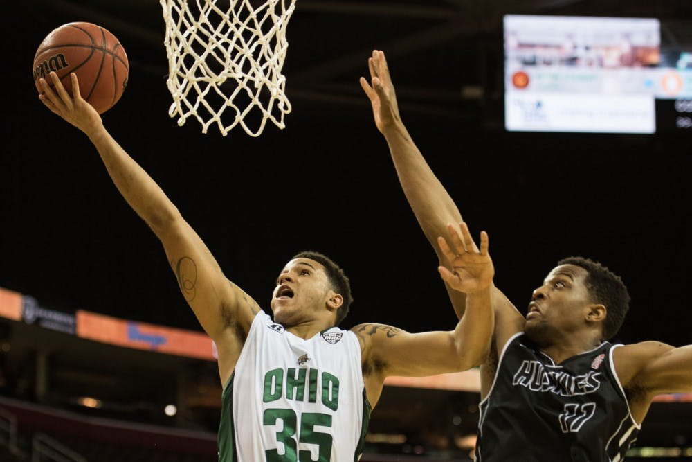 Men's Basketball: Jordan Dartis is slowly becoming one of the Bobcats' best shooters ever