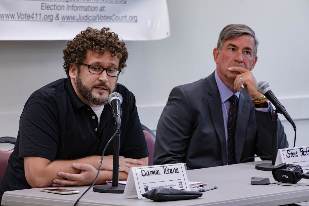 Mayoral candidates field questions about infrastructure, rental housing