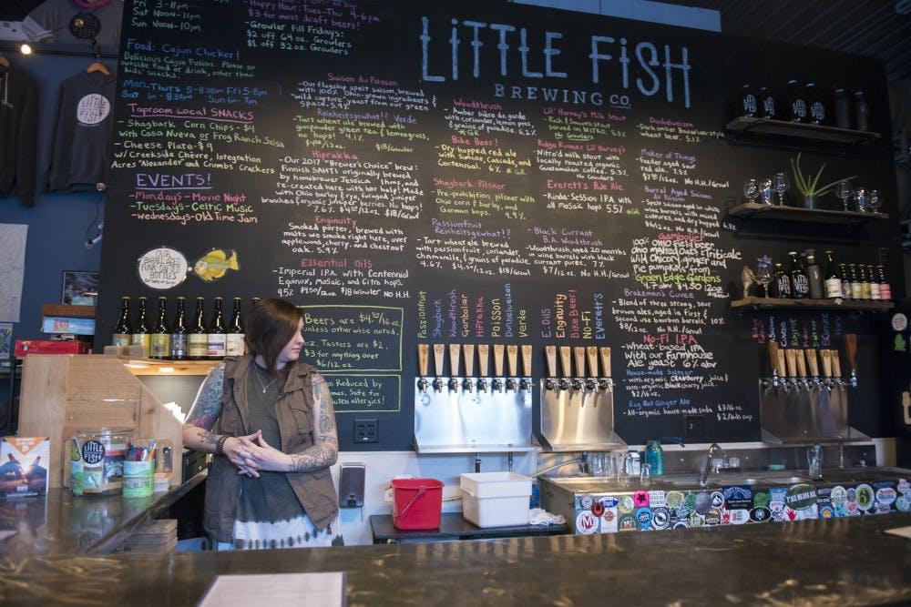 Little Fish Brewery plans to expand its building