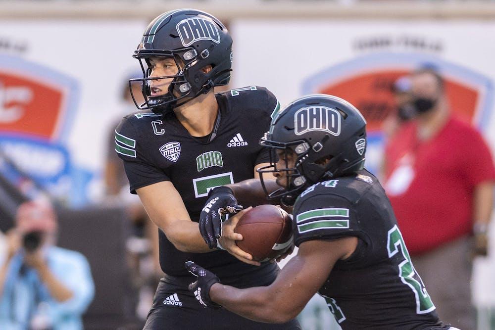 Football: Stock watch following Ohio's loss to Syracuse