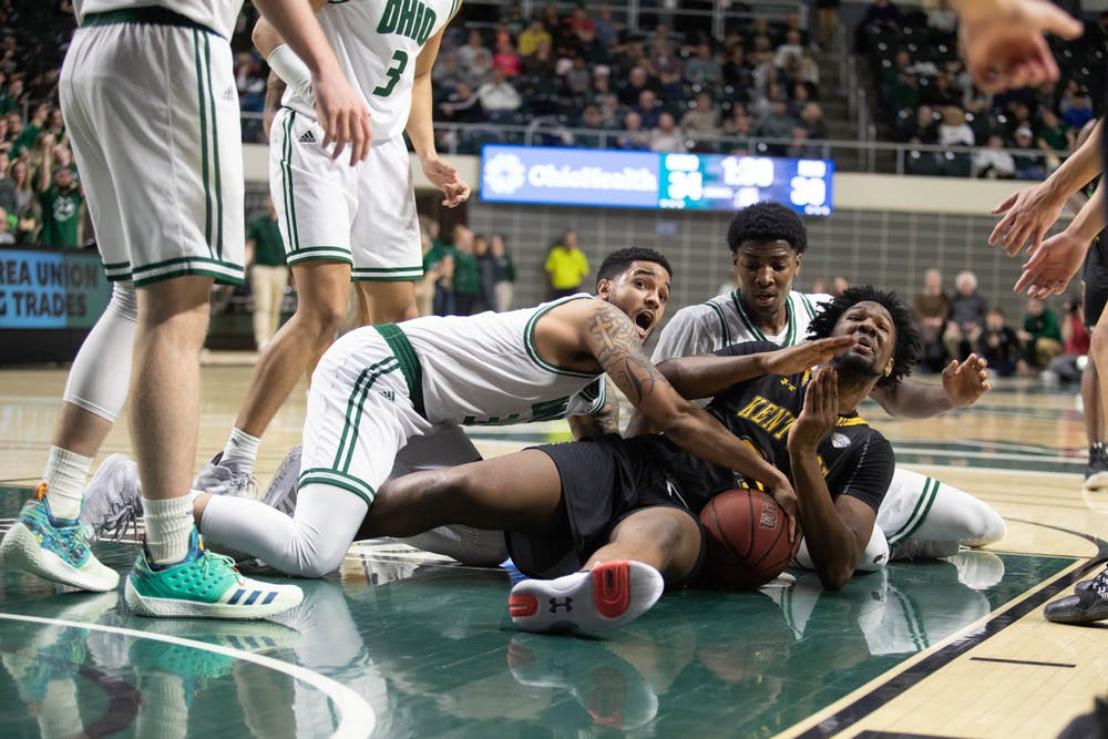 Men's Basketball: Jordan Dartis absorbs what could be his final game in The Convo