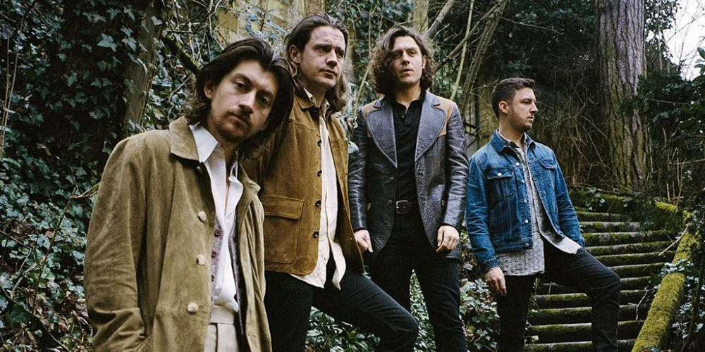 Not a fan of the new Arctic Monkeys album? Here are 7 of the band's other songs to listen to instead