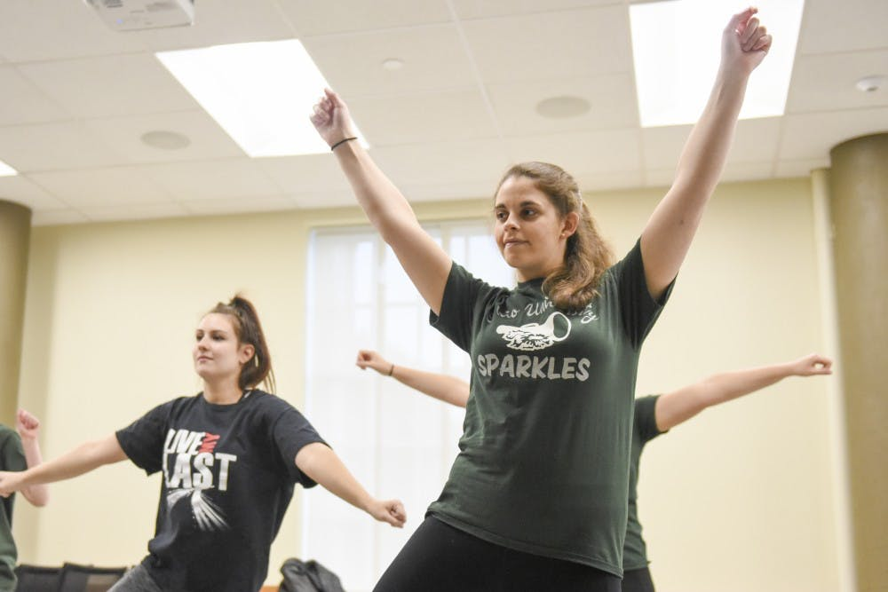 OU Sparkles serves as model for inclusivity and school spirit