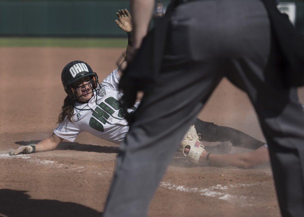 Softball: Ohio looks to regroup against Akron after tough loss Wednesday