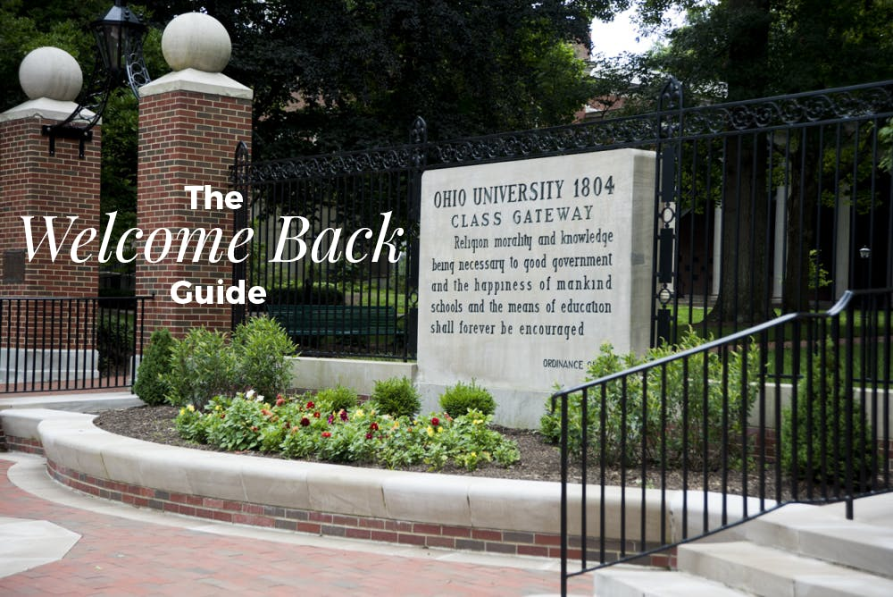 The news you missed from Ohio University over the summer