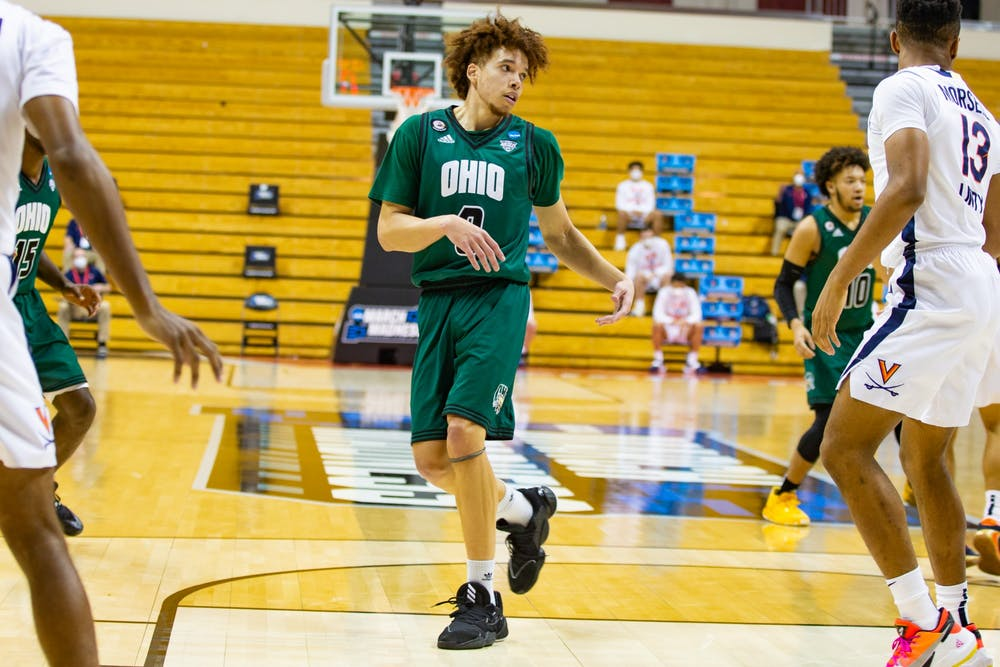 Men's Basketball: Jason Preston will remain in the NBA Draft