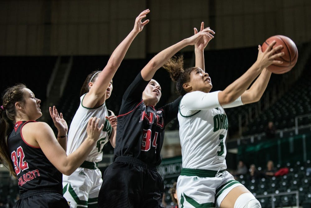 Women's basketball: For Ohio, close win against Northern Illinois represents why Bobcats have been optimistic