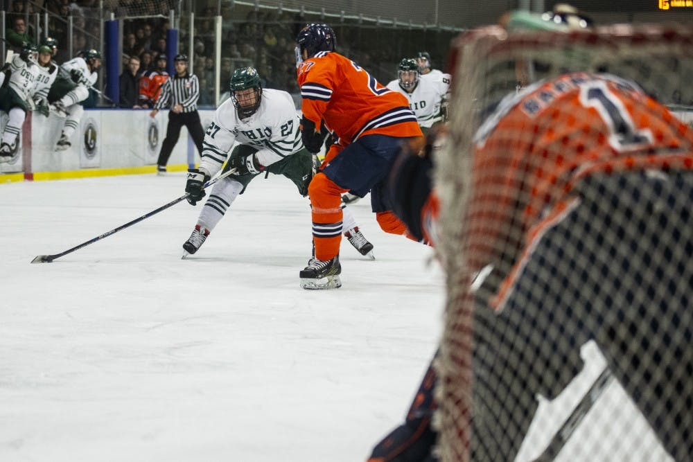 Hockey: Illinois scouting report and how to watch