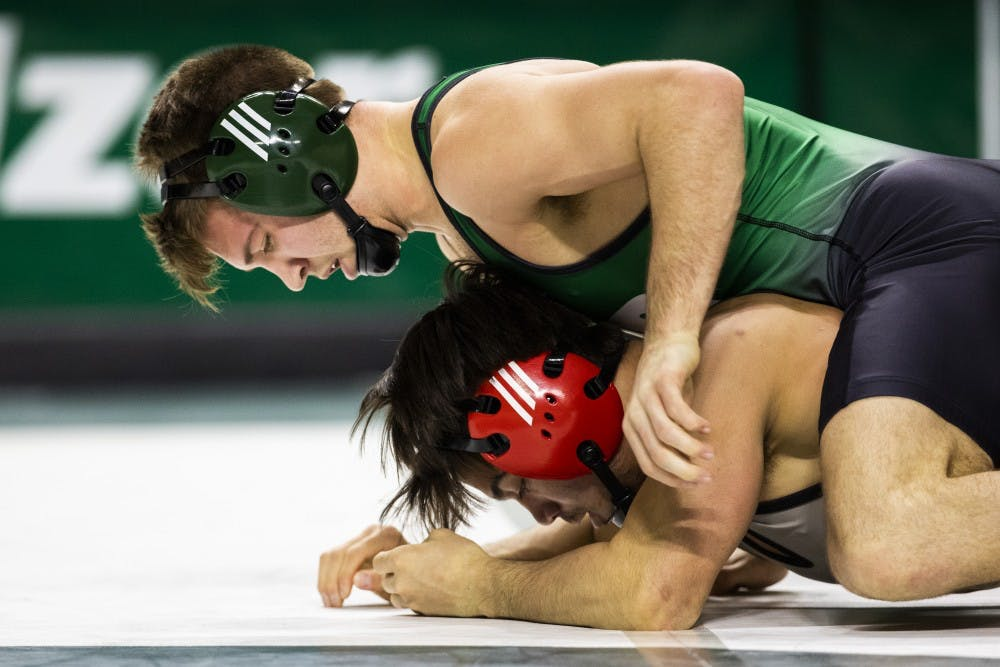 Wrestling: Navy Classic will be Ohio's second tournament of the season