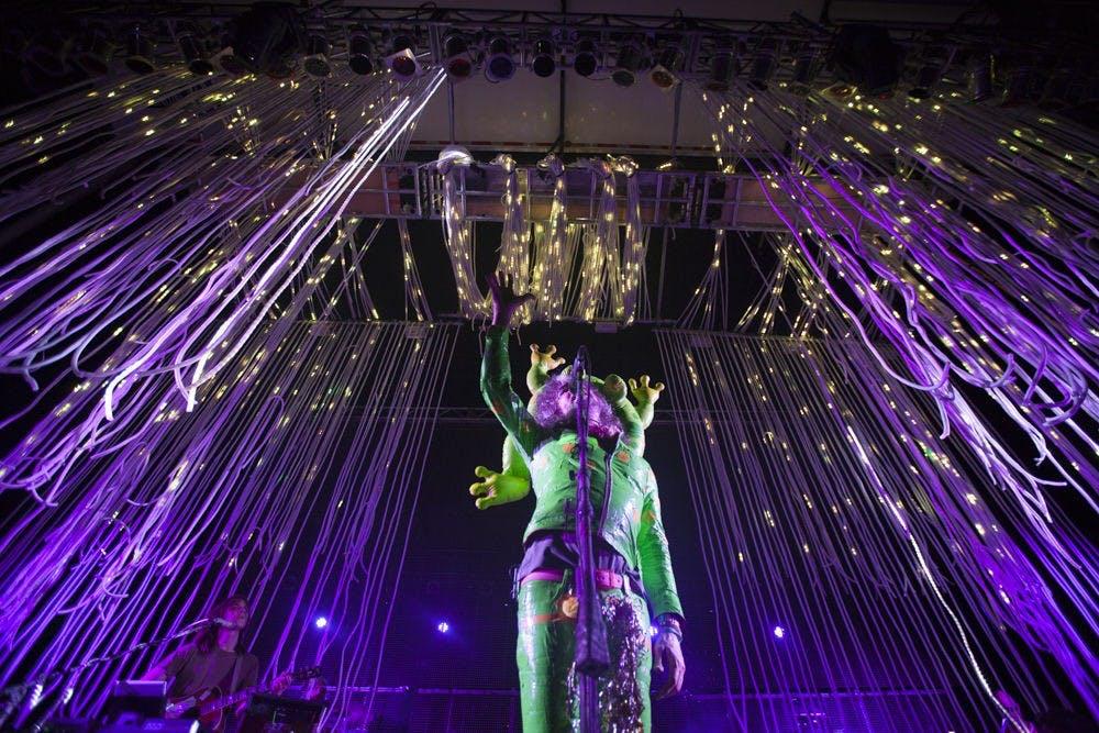 The Flaming Lips, Mavis Staples rock the crowd at Nelsonville Music Festival