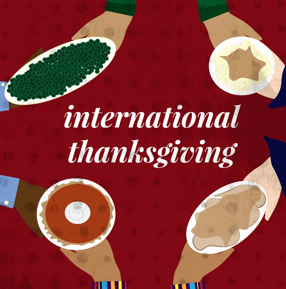 International students find ways to spend their Thanksgiving breaks in U.S.