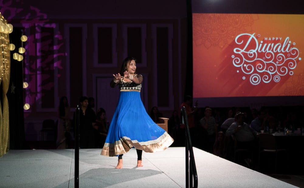ISA brings annual Diwali Festival of Lights to OU
