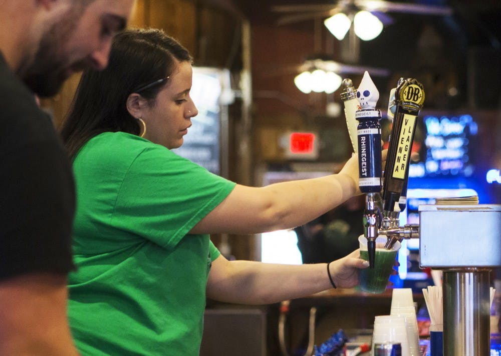 Green beer to flow at Athens bars Wednesday