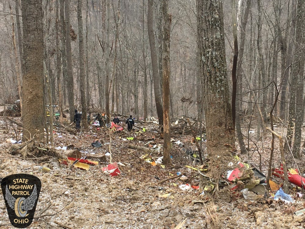 Three people dead after helicopter crash in Vinton County