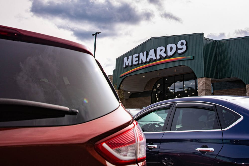 Menards finally opens on East State Street following COVID-19 delay