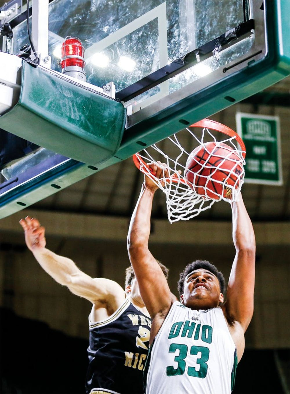 Men's Basketball: Ohio puts on perfect display against Western Michigan