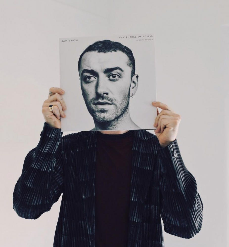 Album Review: Sam Smith blends sweet, soulful vintage sounds with modern pop on 'The Thrill Of It All'