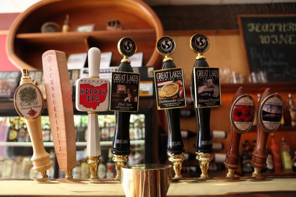 Fall Fest to showcase local beer on top of parking garage