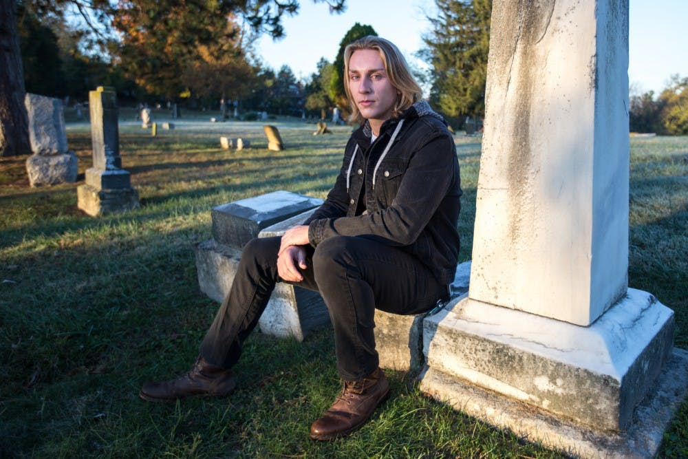 Student uncovers truth in Athens haunted legends