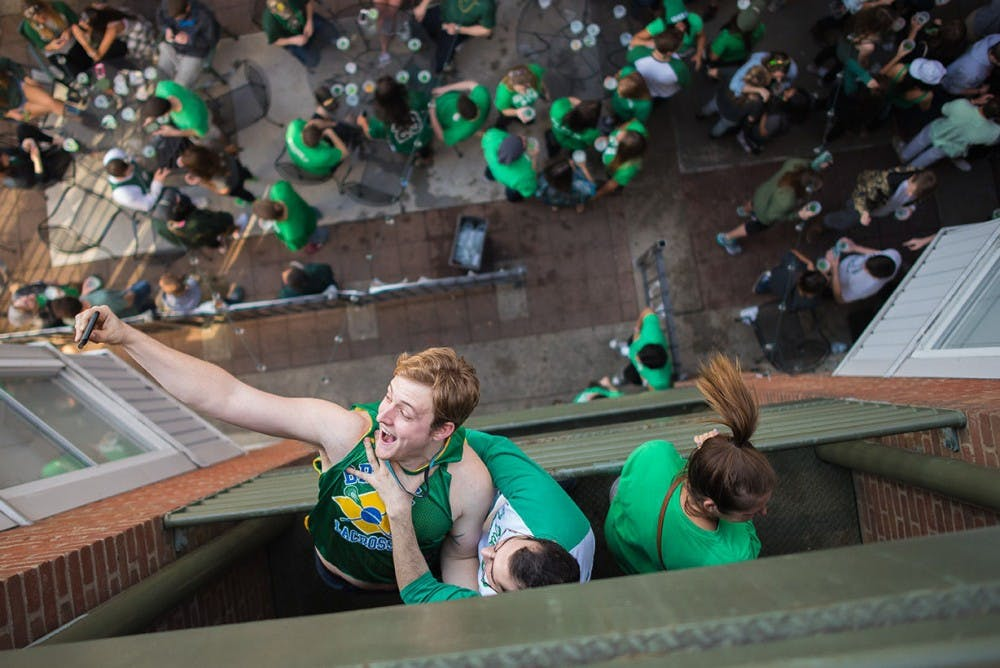 Green Beer Day: OU's alternative to St. Patrick's day