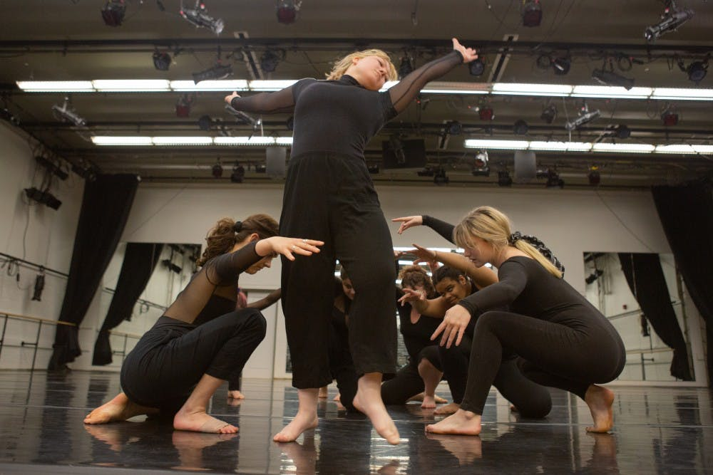 Annual spring senior dance concert to showcase five senior choreographed works