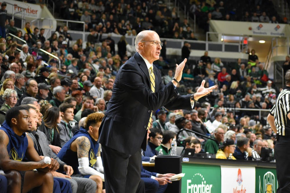 Men's Basketball: Former Ohio coach John Groce shines on The Convo's big day