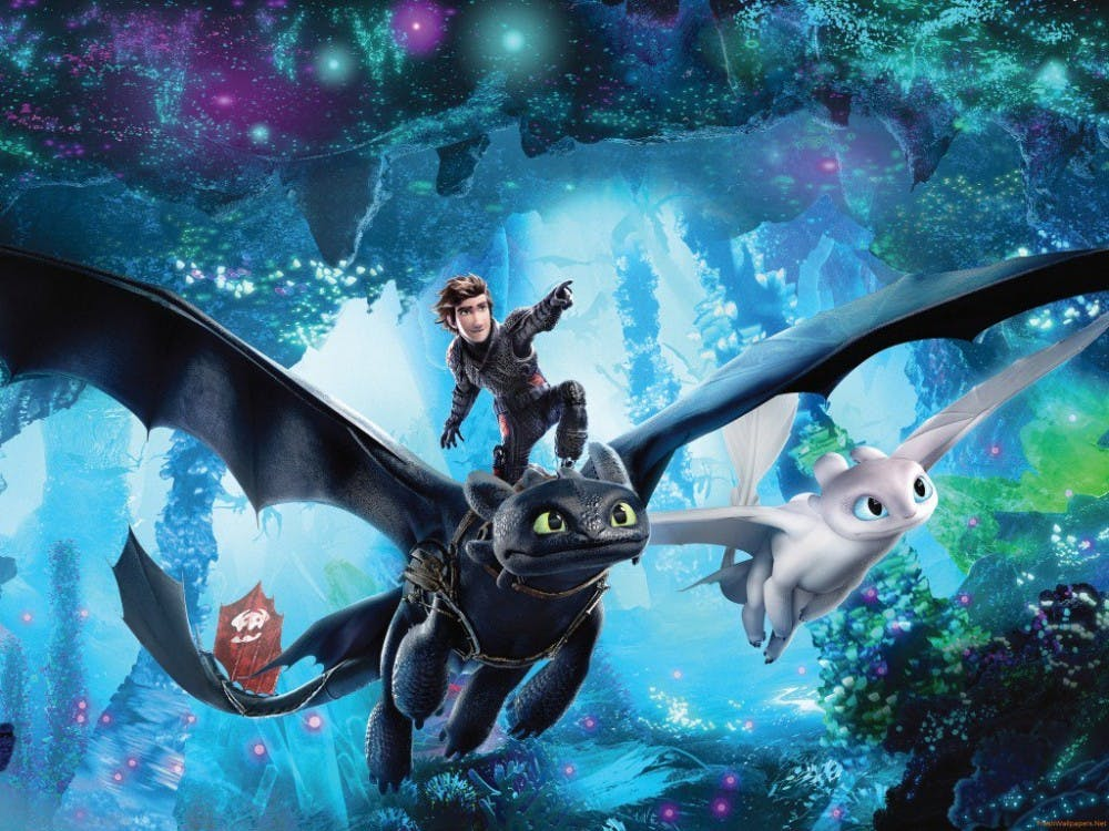 Image result for how to train your dragon the hidden world