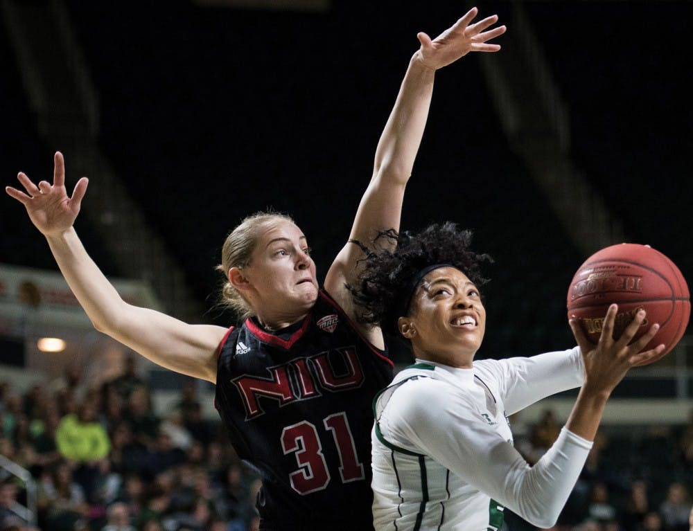 Women's Basketball: Quiera Lampkins will have a bigger role in upcoming season